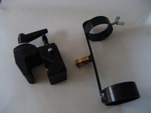 Effektwerferhalterung für Einmalwerfer sk