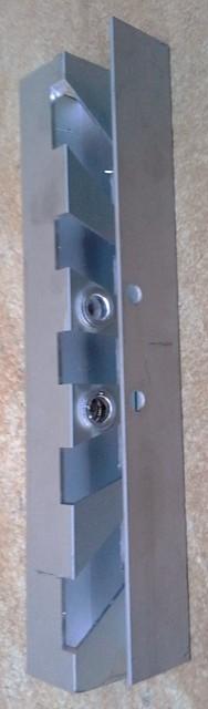 Fontänenhalterung 5-fach 20° für Taronic Systeme